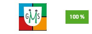 """Die Initiative Pro Recyclingpapier (IPR), das Umweltbundesamt und die Kompetenzstelle für nachhaltige Beschaffung würdigen die Gemeinschaftsschule Bietigheim auf der Plattform """"Grüner beschaffen"""" für die Verwendung von Papier mit dem Blauen Engel als """"Recyclingpapierfreundliche Schule""""."""
