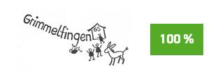"""Die Initiative Pro Recyclingpapier (IPR), das Umweltbundesamt und die Kompetenzstelle für nachhaltige Beschaffung würdigen die Grundschule Grimmelfingen auf der Plattform """"Grüner beschaffen"""" für die Verwendung von Papier mit dem Blauen Engel als """"Recyclingpapierfreundliche Schule""""."""